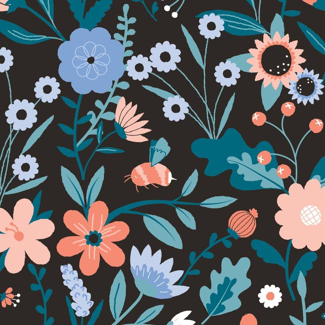 Megan McNulty Floral