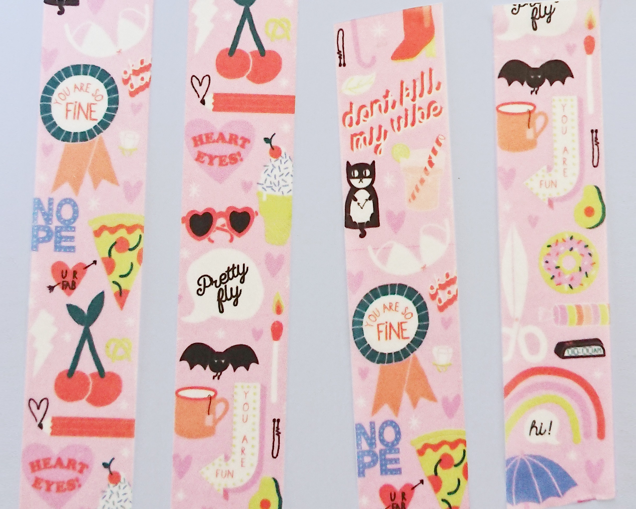 Megan McNulty Washi Tape
